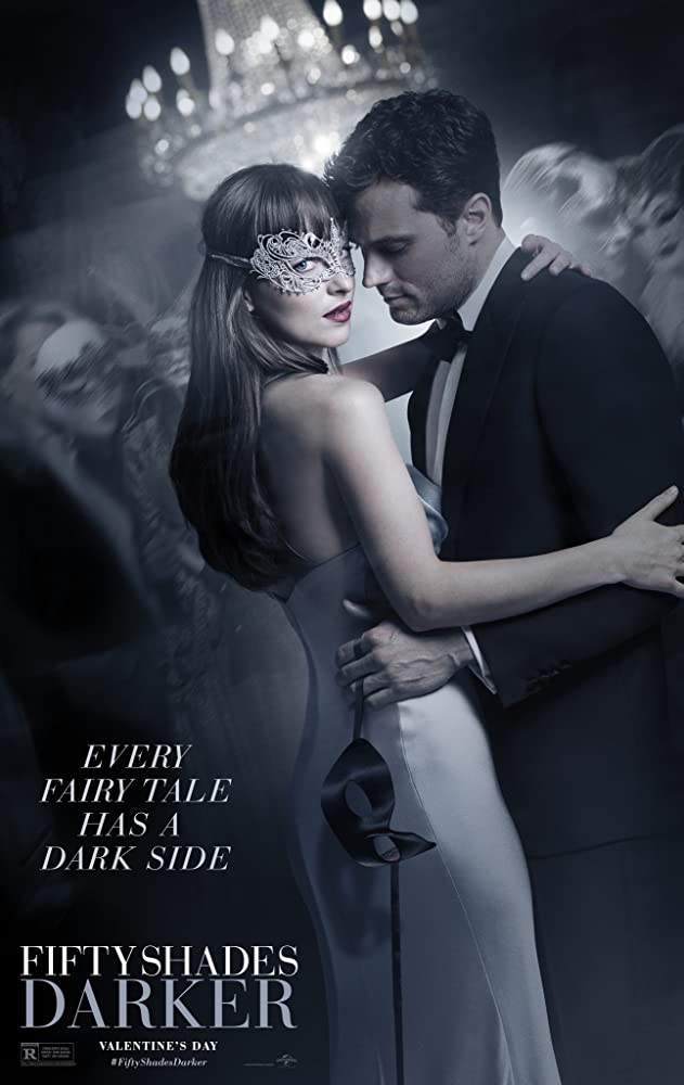 Dakota Johnson and Jamie Dornan in Fifty Shades Darker (2017)