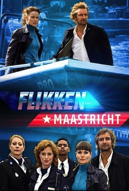 Victor Reinier, Angela Schijf, and Oda Spelbos in Flikken Maastricht (2007)