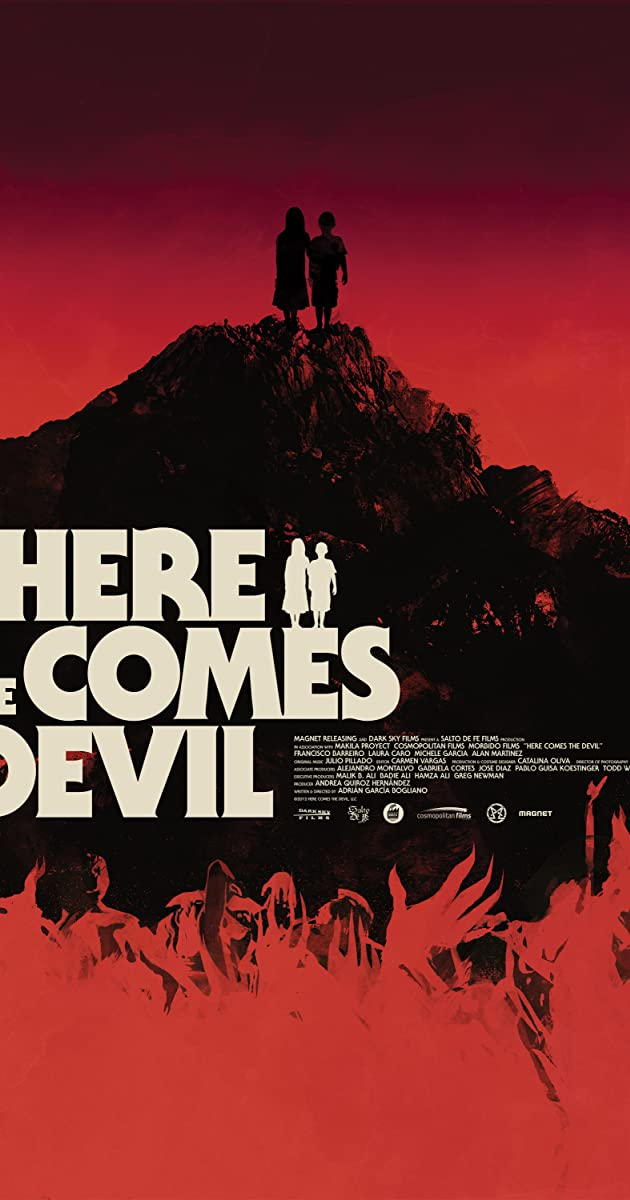 Subtitle of Here Comes the Devil