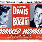 Humphrey Bogart and Bette Davis in Marked Woman (1937)
