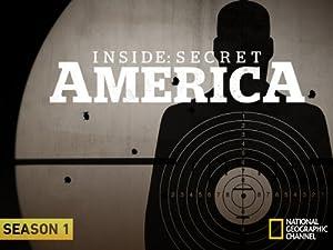 Where to stream Inside Secret America