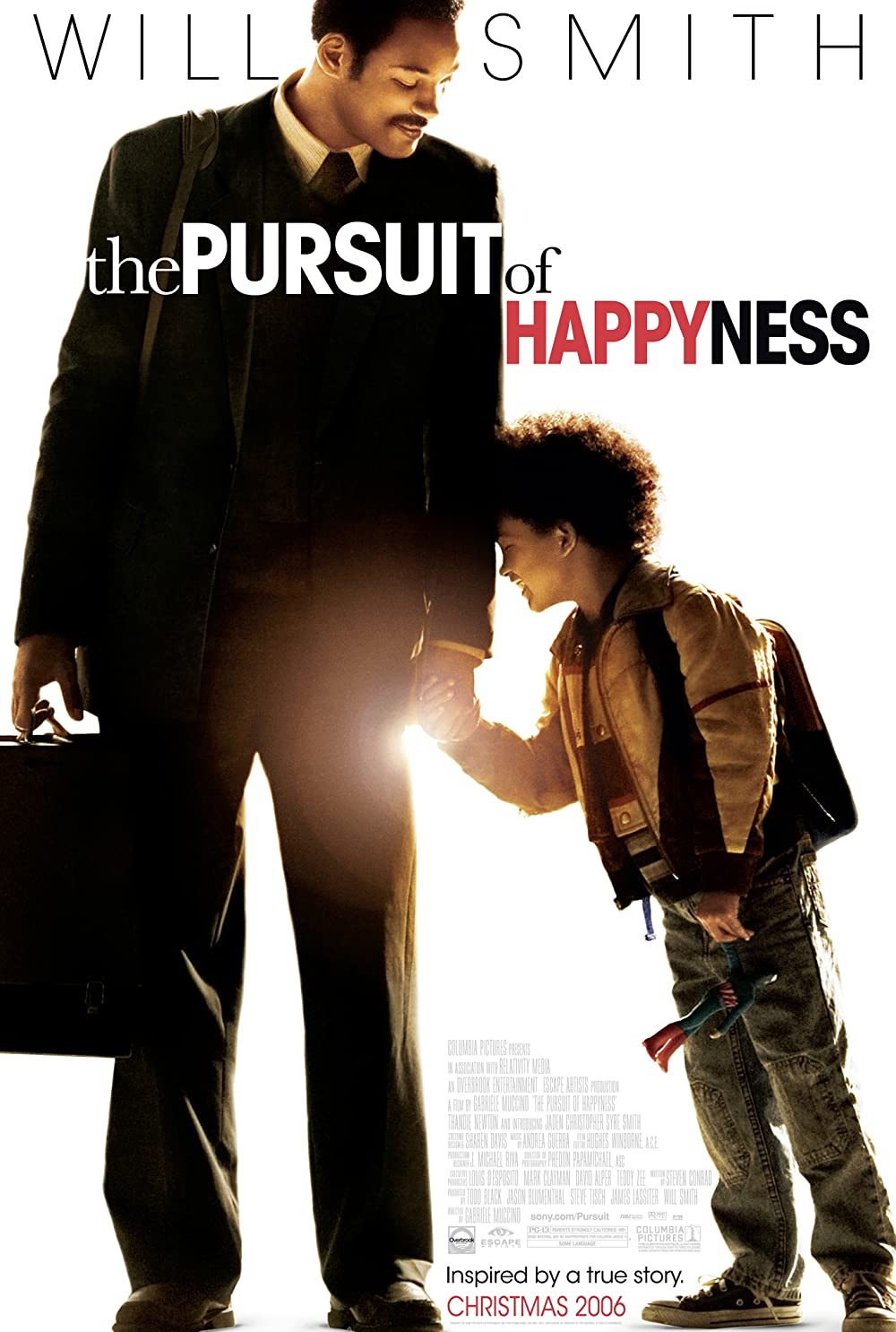 The Pursuit of Happyness Hindi Dubbed BluRay 470MB x264