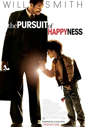 The Pursuit Of Happyness poster