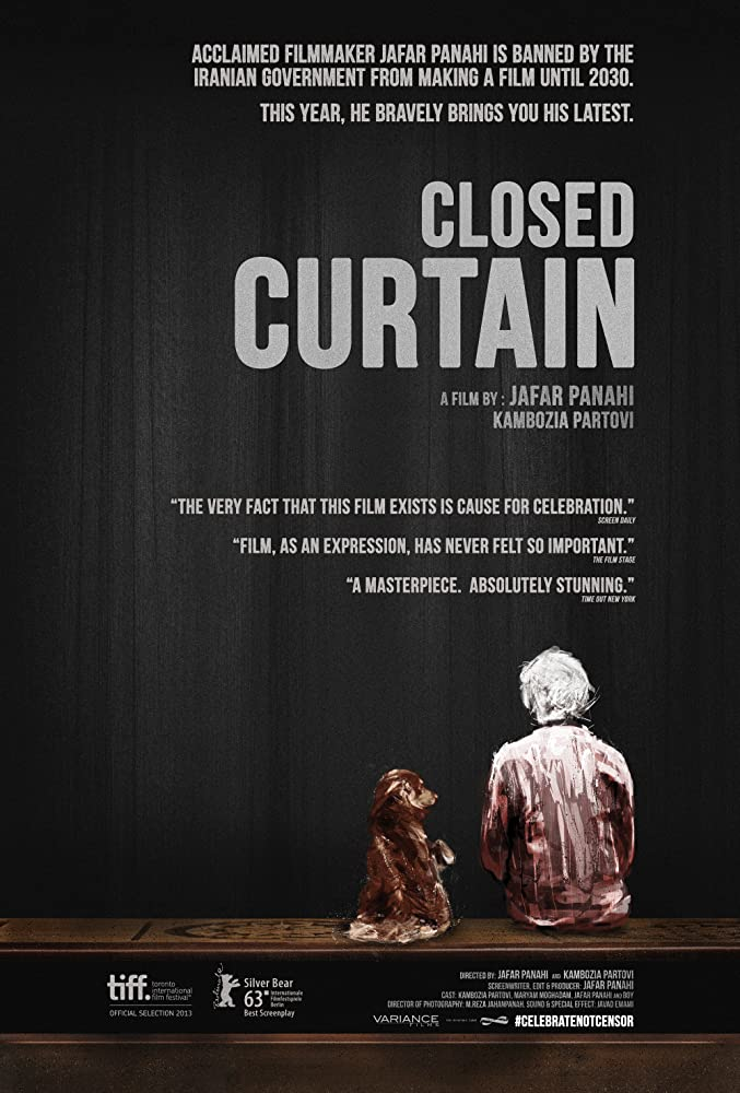 Closed Curtain – Κλειστή κουρτίνα