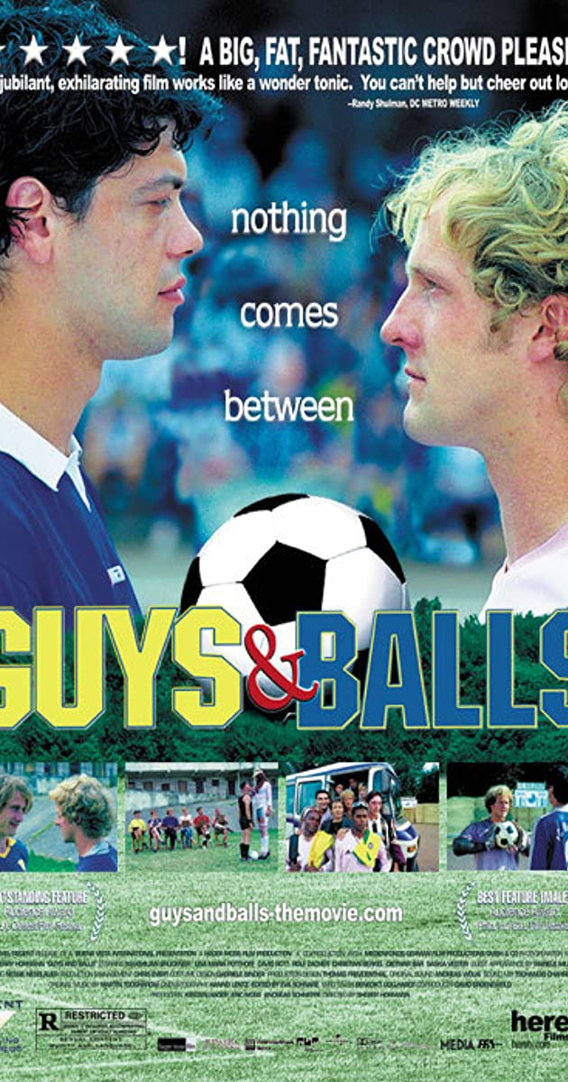 gay soccer Boy movie