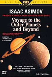 Voyage to the Outer Planets and Beyond Poster
