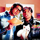 Abhishek Bachchan and Uday Chopra in Dhoom (2004)