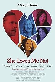 She Loves Me Not Poster