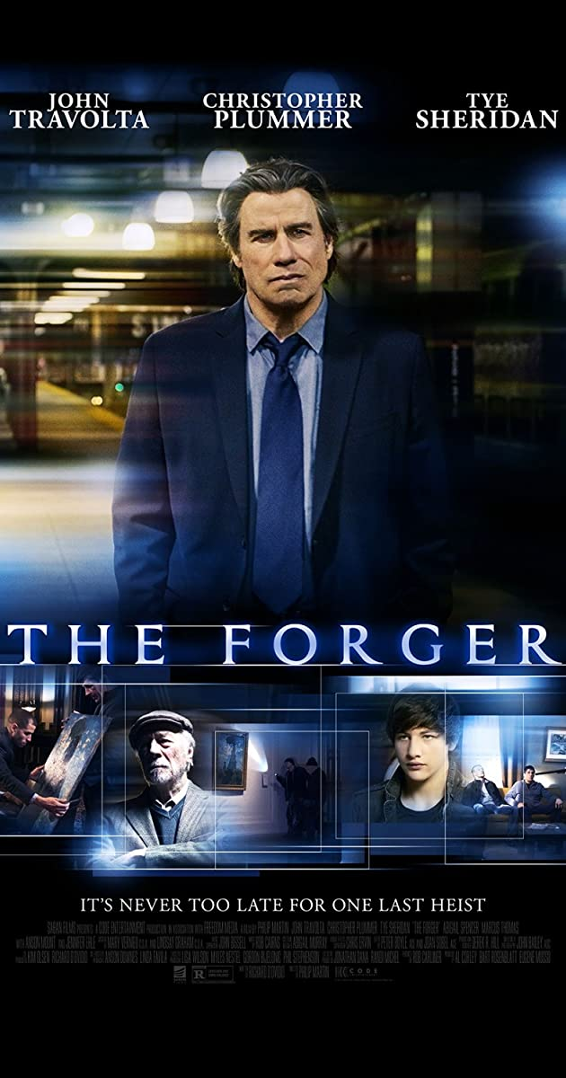 Subtitle of The Forger