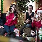 Mike 'The Miz' Mizanin, Michael Hanus, Francia Raisa, and Scott Patey in Christmas Bounty (2013)