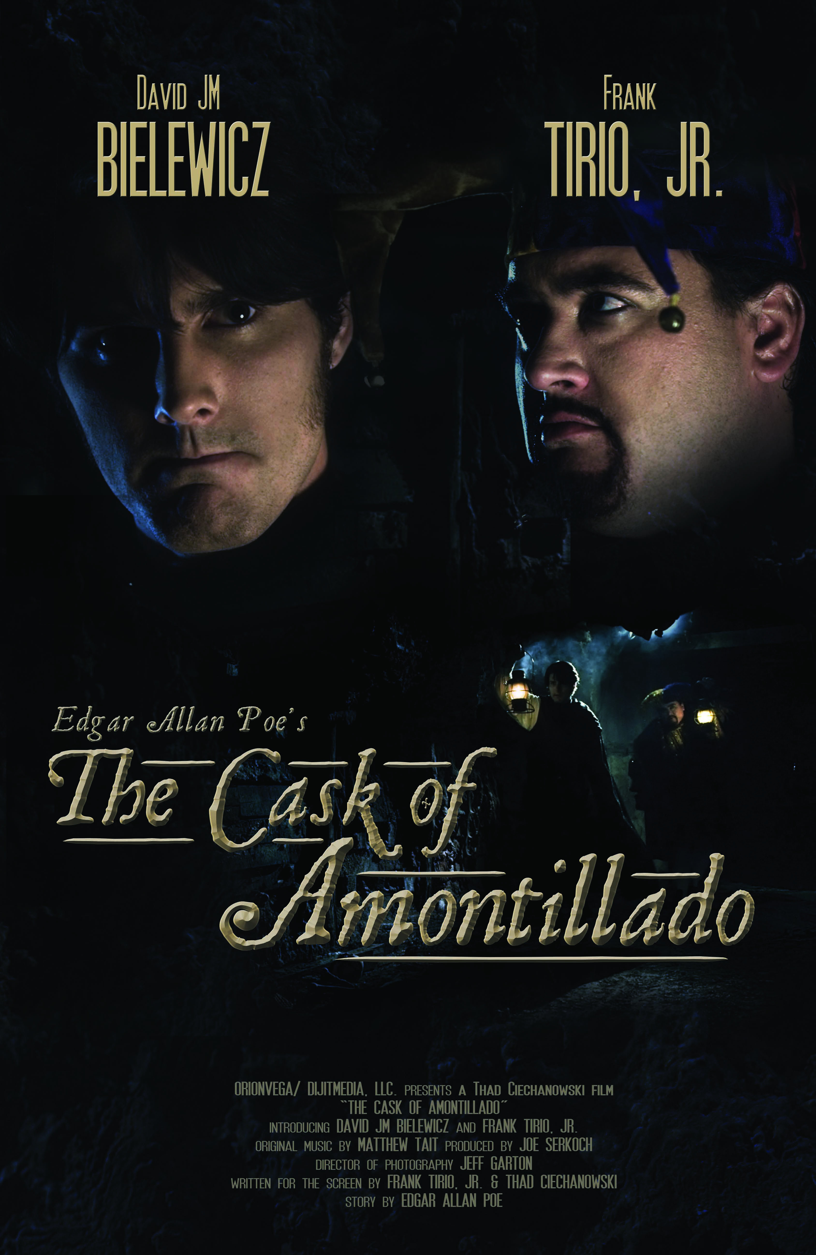 short story cask of amontillado