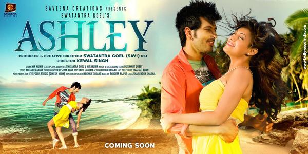 Ashley 2017 Hindi Movie WebRip 300mb 480p 900mb 720p