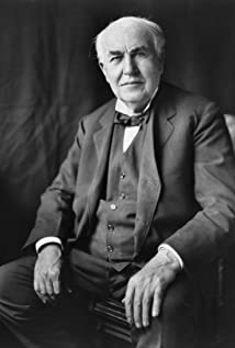 Thomas A. Edison Picture