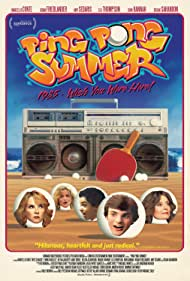 Ping Pong Summer (2014) Poster - Movie Forum, Cast, Reviews