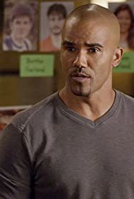 Shemar Moore in Criminal Minds (2005)