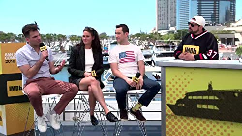 'Snowden' Cast Makes Waves at San Diego Comic-Con