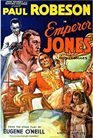Paul Robeson in The Emperor Jones (1933)