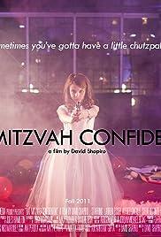 Bat Mitzvah Confidential Poster