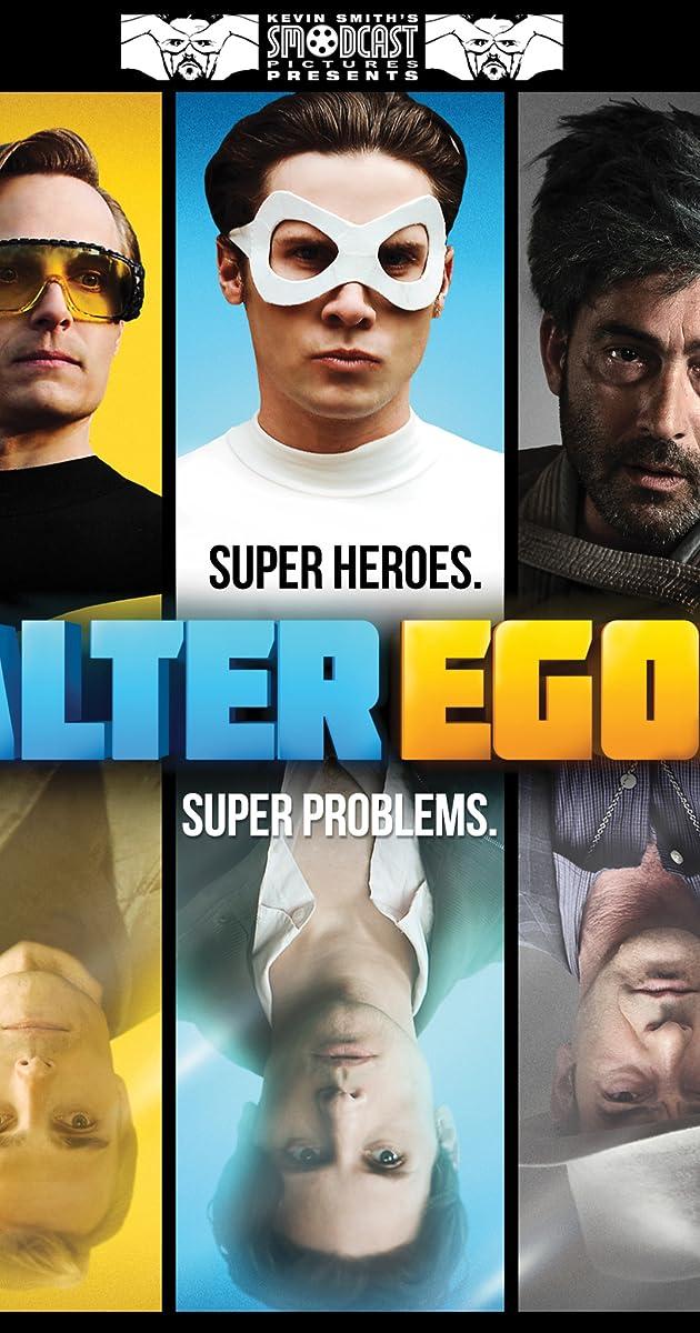 Subtitle of Alter Egos