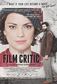The Film Critic Poster