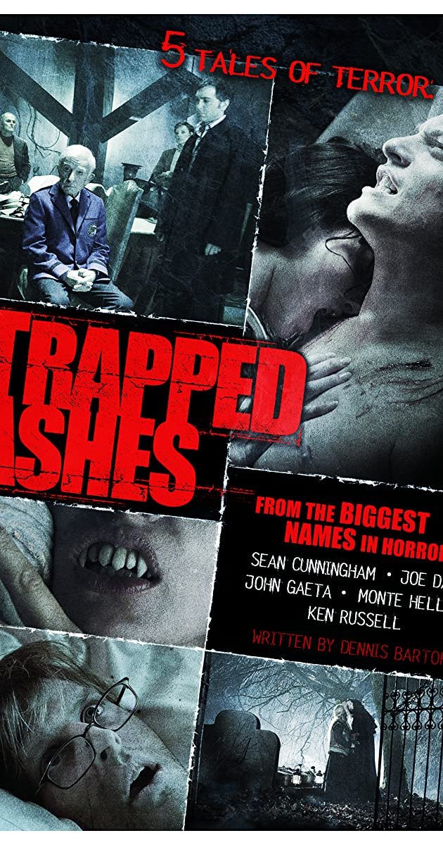trapped ashes 2006 full cast crew imdb. Black Bedroom Furniture Sets. Home Design Ideas
