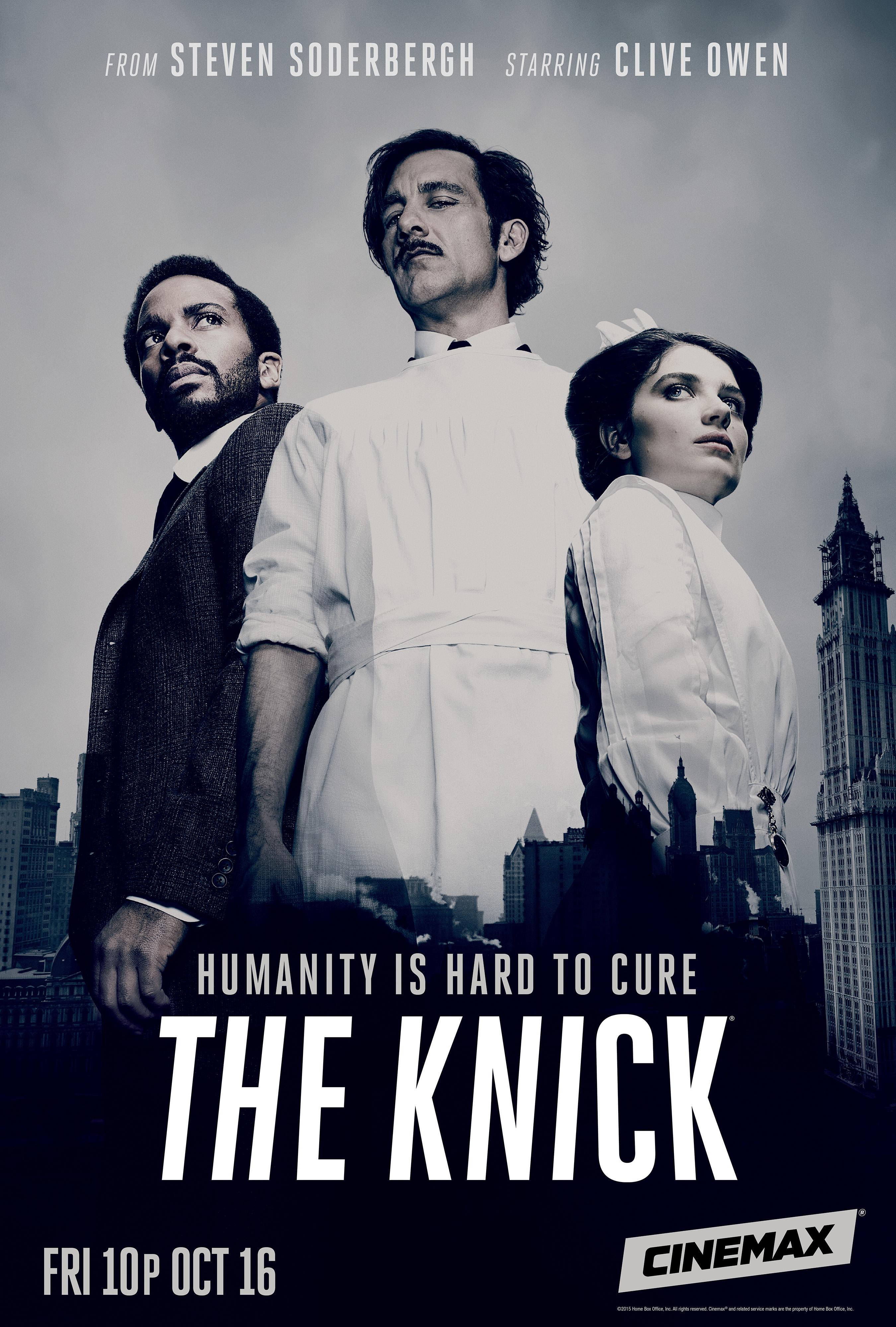 The Knick Tv Series 20142015 Imdb