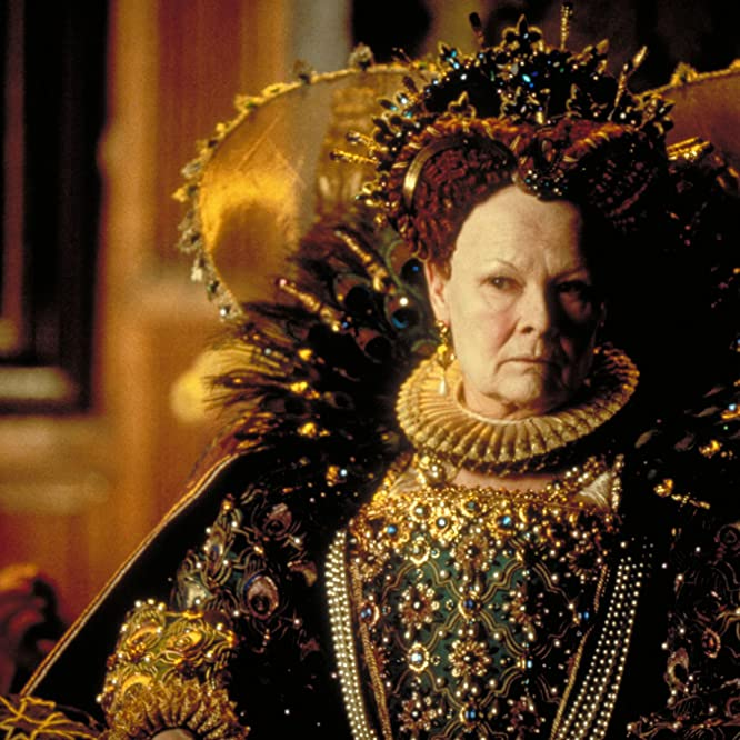 Judi Dench in Shakespeare in Love (1998)