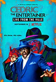 Cedric the Entertainer: Live from the Ville (2016) 1080p