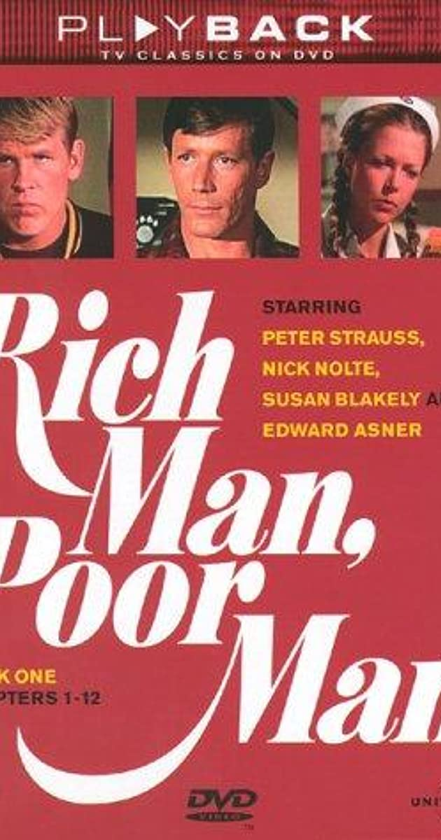Rich Man, Poor Man (TV Mini-Series 1976) - IMDb