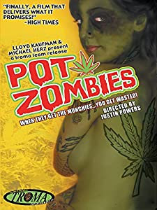 Movie downloading online Pot Zombies USA [mp4]