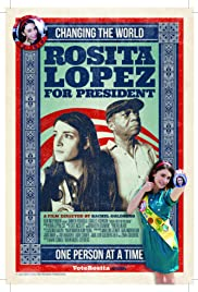 Rosita Lopez for President Poster
