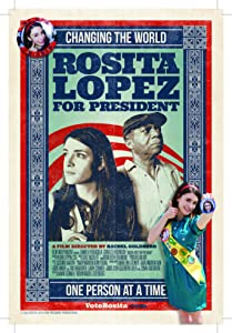 Full movies on youtube Rosita Lopez for President by [2k]