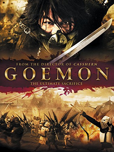 Goemon (2009) Dual Audio Hindi 720p BluRay 900MB
