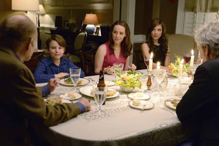 "Still of Landon Gimenez, April Billingsley & Devin Kelley in ""Resurrection"" - Season 2, Ep. 4: 'Old Scars'"