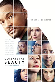 Will Smith, Helen Mirren, Kate Winslet, Edward Norton, Naomie Harris, Keira Knightley, Michael Peña, and Jacob Latimore in Collateral Beauty (2016)