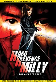 Hard Revenge, Milly: Bloody Battle Poster