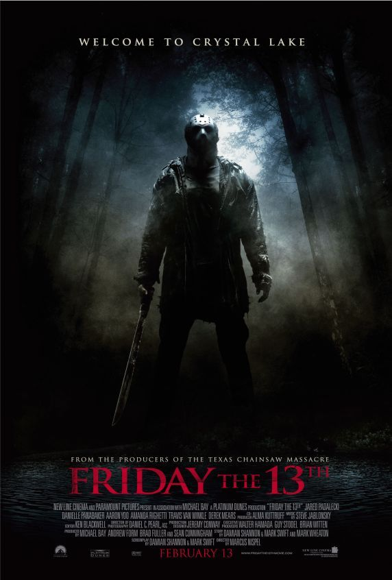 Friday the 13th [Theatrical Cut] (2009) Dual Audio 720p BluRay x264 [Hindi – English] ESubs