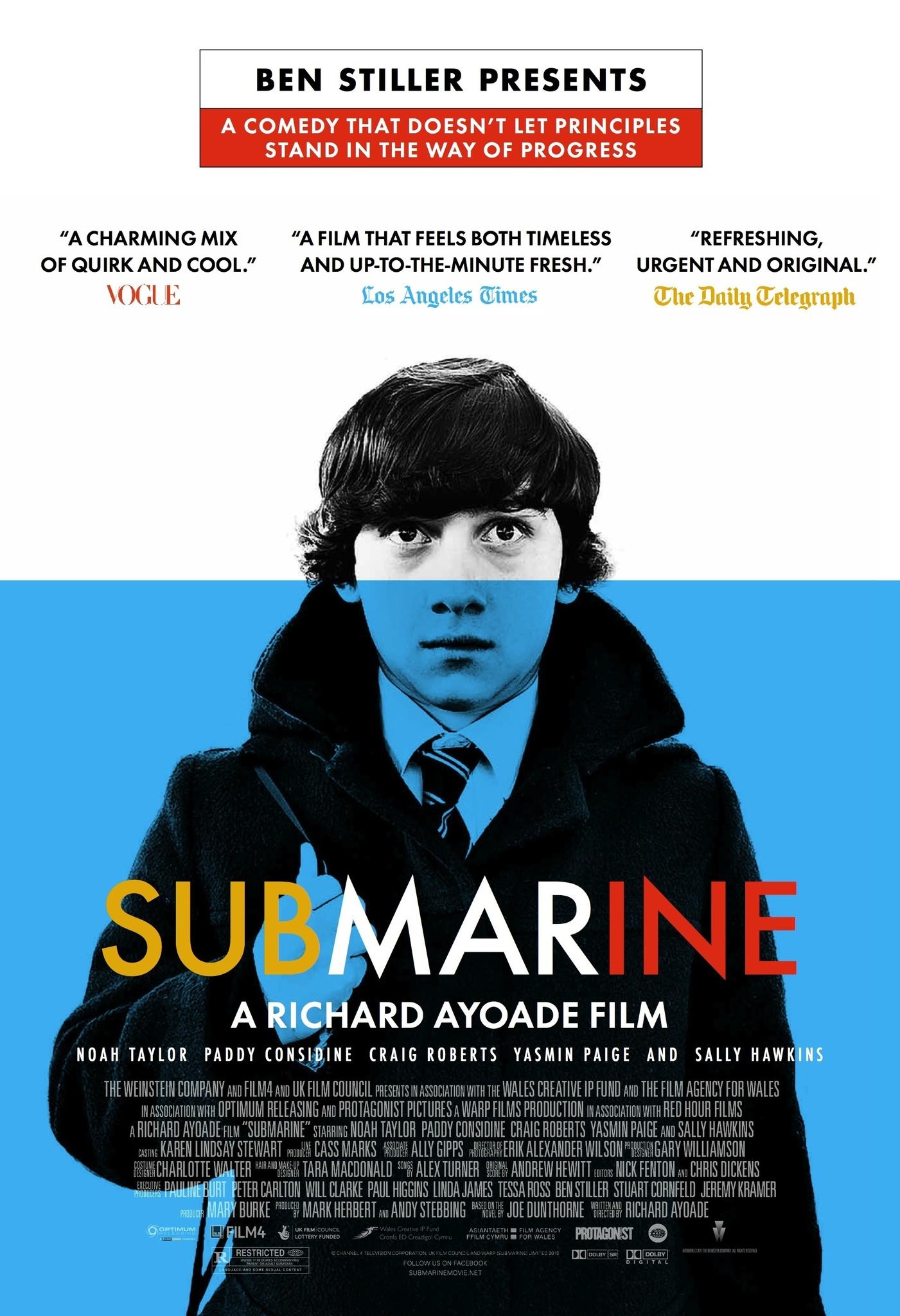 Submarine (2010) - IMDb
