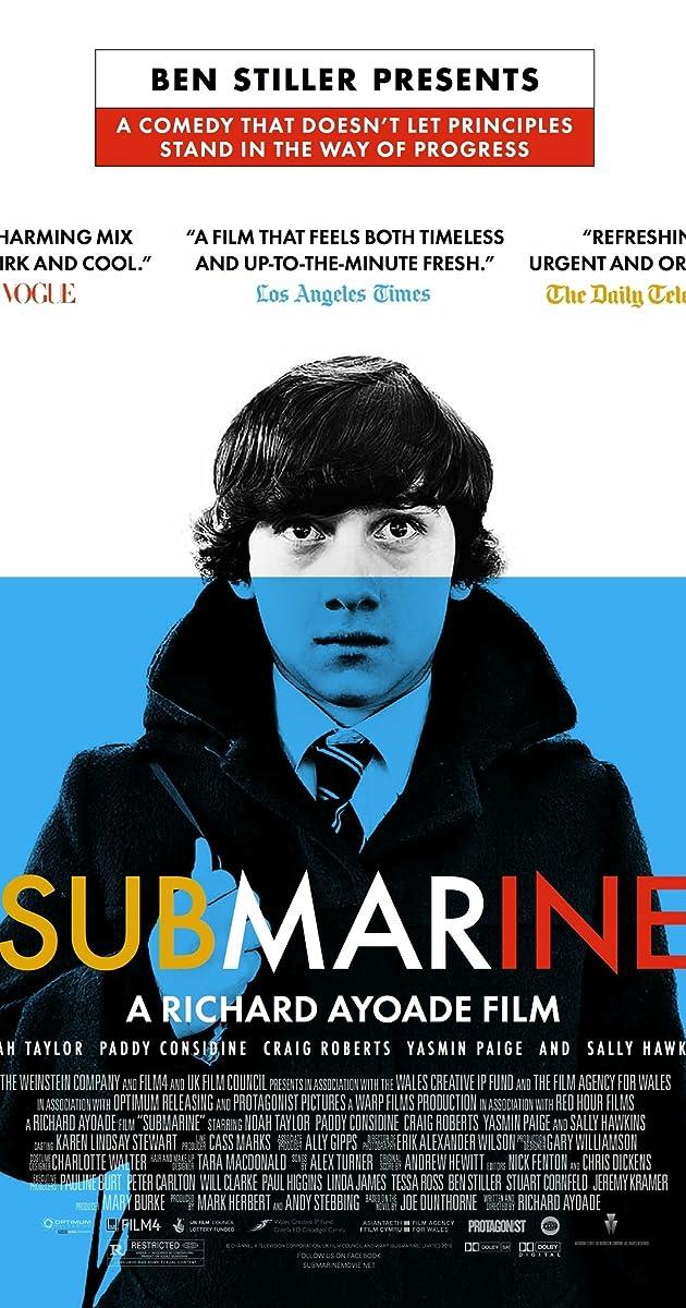 Subtitle of Submarine