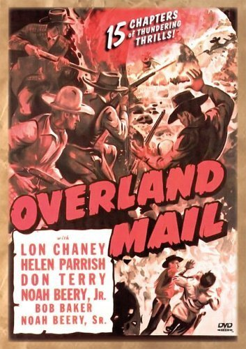 Lon Chaney Jr. in Overland Mail (1942)