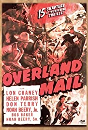 Overland Mail Poster
