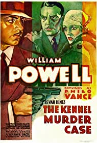 Mary Astor and William Powell in The Kennel Murder Case (1933)
