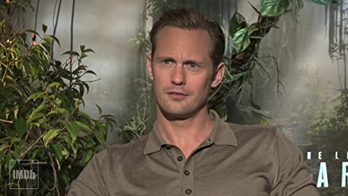 Alexander Skarsgard's Adorable First Credit