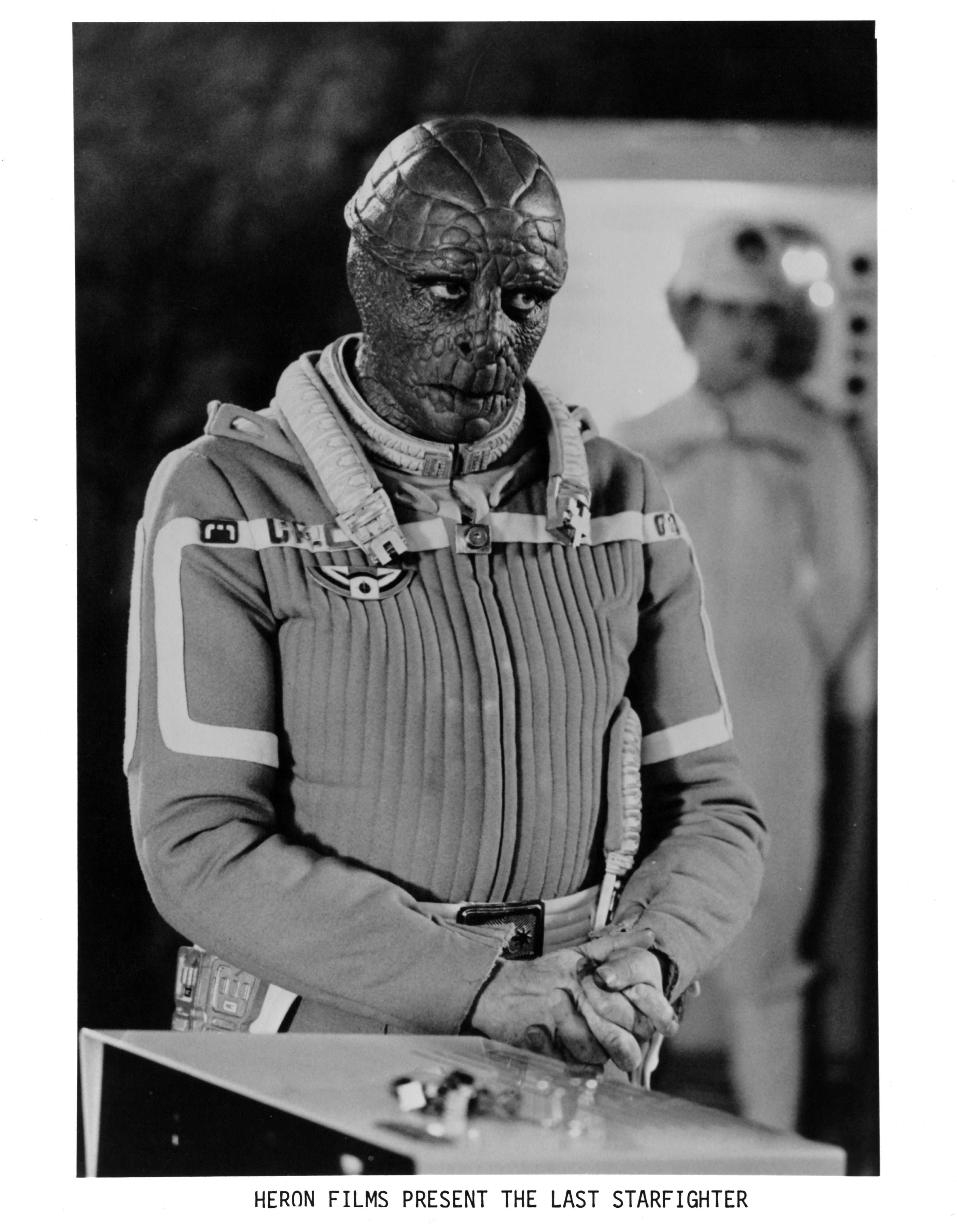 Dan O'Herlihy in The Last Starfighter (1984)