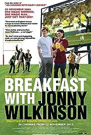Breakfast with Jonny Wilkinson Poster