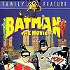 Adam West and Burt Ward in Batman: The Movie (1966)