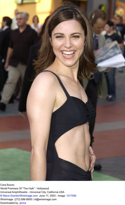 Cara Buono actress
