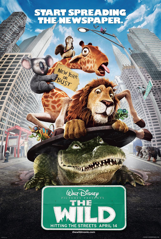 The Wild (2006) - IMDb