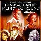 Jack Benny, Nancy Carroll, Sidney Blackmer, Gene Raymond, and Sid Silvers in Transatlantic Merry-Go-Round (1934)