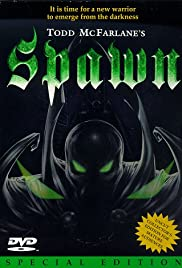 Todd McFarlane's Spawn Poster